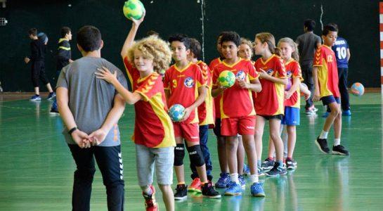 Handball 1er pas