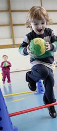 Animer les pratiques Babyhand et 1ers pas