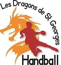Logo LES DRAGONS DE ST GEORGES HANDBALL