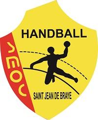 Logo SMOC ST JEAN DE BRAYE HANDBALL