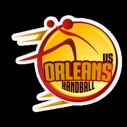 Logo US ORLEANS HANDBALL