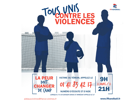 Plan de prévention des violences FFHandball